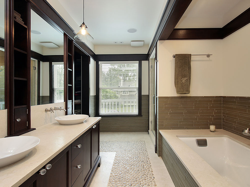 Bathroom renovations montreal renovco for Bathroom renovation images